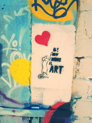 My name is art